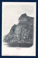 Norvège. Hornelen. Mont Hornelen (860 M) Sur L' île  Bremangerlandet.  Ca 1900 - Norvège