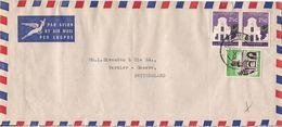 MARCOPHILIE LETTRE AFRIQUE DU SUD DE 1961 - Afrique Du Sud (1961-...)