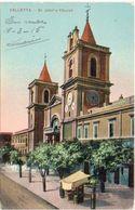 MALTA - VALLETTA - St John's Church    (102809) - Malte