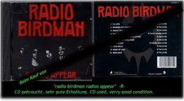 RADIO BIRDMANN - Radios Appear - Sehr Gute Erhaltung - Verry Good Condition. -R- Selten ! - Hard Rock & Metal