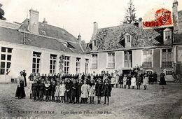 28 NOGENT LE ROTROU - ECOLE LIBRE DES FILLES - Nogent Le Rotrou