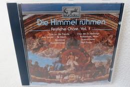 "CD ""Die Himmel Rühmen"" Festliche Chöre, Vol. 1 - Classical"