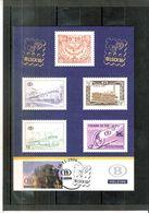 Carte Commémorative Belgica 2006 - Avec Timbre TRV48 (à Voir) - Non Classés
