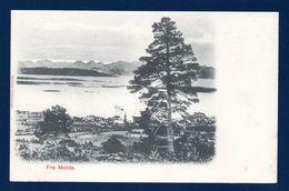 Norvège. Fra Molde ( Romsdalfjord).  Ca 1900 - Norvège