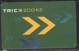 ТЕЛЕФОННАЯ КАРТА ЧЕХИЯ 200 КРОН - Phonecards