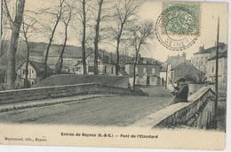 BEYNES - L'Entrée De Beynes - Pont De L'Etendard - Beynes