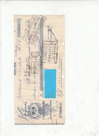 VINI SUPERIORI - Soc. Anonima - Valdobbiadene  1950 - Cambiali