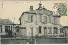 BEYNES - La Mairie (animation) - Beynes