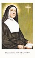 Santino: B. MARIA DEGLI APOSTOLI  - M  -  PR - Mm. 75 X 122 - Religion & Esotericism