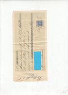 BOTTIGELLI & C. - MILANO 1918 - Cambiali