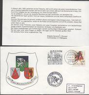 3258 Carta Zeven 1983, Alemania - [7] República Federal