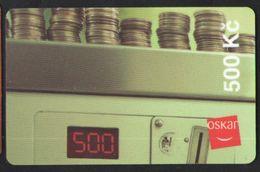 ТЕЛЕФОННАЯ КАРТА ЧЕХИЯ 500 КРОН - Phonecards