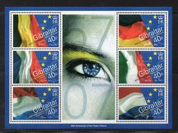 GIBRALTAR  Timbres Neufs ** De 2007 ( Ref 5095 )  Europe - Gibraltar