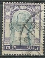 Siam   - Yvert N° 66 Oblitéré  -  Cw32006 - Siam