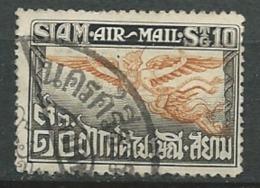 Siam   - Aérien  - Yvert N° 4 Oblitéré  -  Cw32010 - Siam