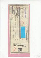 OFFICINE CARRARA VERONA  1965 - Cambiali