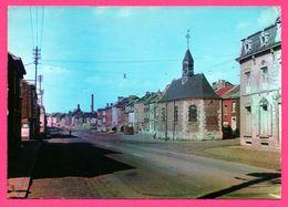 Châtelet - Chapelle Et Place St Roch - Animée - 1970 - D.M.Y. - Châtelet