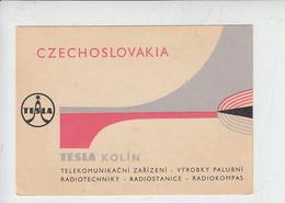 CECOSLOVACCHIA  1968 - Praha - Radio Amatoriale