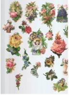 Découpis - Lot De 19  - Bouquet, Fleur, Main,... (hon) - Children