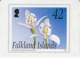 Falkland Islands 2005 Calender Card   (37796) - Falklandeilanden