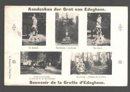 Edegem - Aandenken Der Grot Van Edeghem - 1909 - Edegem