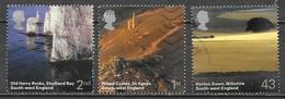 GB - Paysage Du Sud Ouest - Oblitérés - Lot 997 - Usados