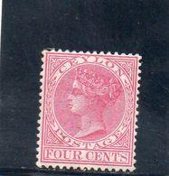 CEYLON 1872-80 * - Ceylon (...-1947)