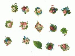 Découpis - Lot De 15 - Fleur,... (hon) - Children