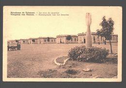 Tienen - Vliegplein Van Thienen / Aérodrome De Tirlemont - Binnenplaats Van Het Kwartier - Uitgave Desaix - Tienen