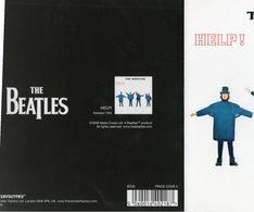 Carte Double The Beatles, Help !  2008. - Accessoires, Pochettes & Cartons