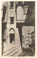 THIERS - GRANDES FÊTES  MONTDORY-  JUILLET 1937  - MAISON DE THIERS  FAMILLE MONTDORY- COIN DES HASARDS - Thiers