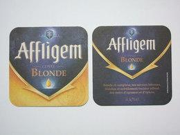 Sous-bock Bière AFFLIGEM Cuvée Blonde - Sous-bocks