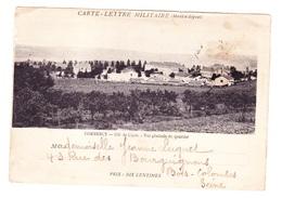 Carte Lettre Militaire - Commercy - 115ème De Ligne - Cartes De Franchise Militaire