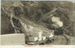 Fantiscritti. Ferrovia Marmifera. - Carrara