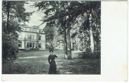 Etterbeek. Pavillon De Linthout. - Etterbeek