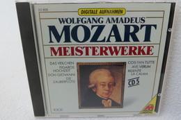 "CD ""Wolfgang Amadeus Mozart"" Meisterwerke CD 5 - Classical"