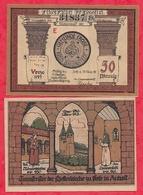 Allemagne 1 Notgeld 50 Pfenning  Stadt Frose (Vroso 1149) UNC Lot N °160 - 1918-1933: Weimarer Republik