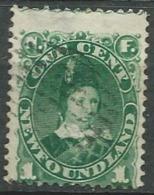 Terre Neuve    -- Yvert N°   40 Oblitéré  -  Cw32137 - 1865-1902