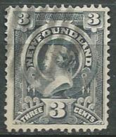 Terre Neuve    -- Yvert N°   45 Oblitéré  -  Cw32138 - 1865-1902