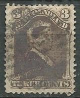 Terre Neuve    -- Yvert N°   42 Oblitéré  -  Cw32140 - 1865-1902