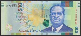 Bahama 10 Dollar 2016 Pnew UNC - Bahamas