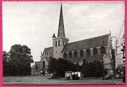 Herentals - St Waldetrudiskerk - Vieilles Voitures - Animée - Foto CINE VAN GEEL - Herentals