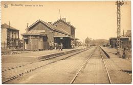 Godarville NA3: Intérieur De La Gare - Chapelle-lez-Herlaimont