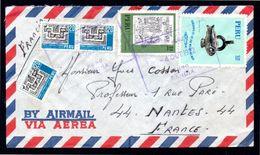 PEROU PERU Enveloppe Cover PUNO / SANDIA 04 10 1972 - Pérou