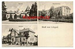 Lübgust 1911, Kreis Neustettin In Pommern - Pommern