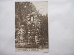 CPA 67 ORBEY Fondation Léon Lefébure Grotte De N. D. De Lourdes T.B.E. - Orbey