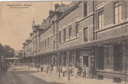 BRUSSEL / BRUXELLES   / 1914-18 /  KRIEGSLAZARET / HOPITAL ALLEMAND / DUITS HOSPITAAL - War 1914-18