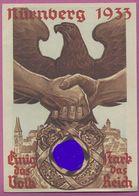 Orig.Ak ,Reichsparteitag,Nürnberg,Propaganda - Guerre 1939-45