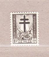 1952 Nr 903** Postfris Zonder Scharnier,uit Reeks Antiteringzegels. - Belgique