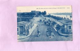 Carte Postale - CHARENTON - D94 - La Seine Près De La Porte De Bercy - Charenton Le Pont
